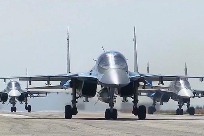 Syrie : un échange d'informations crucial afin d'éviter tout incident aérien