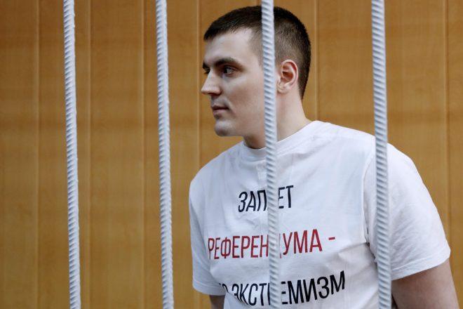 Russie : le journaliste Alexandre Sokolov condamné pour extrémisme