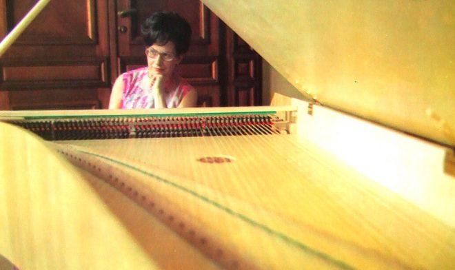 Holocaust survivor and harpsichordist dies