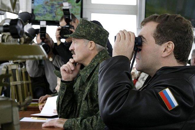 Russian drills to 'provoke' Nato: UK