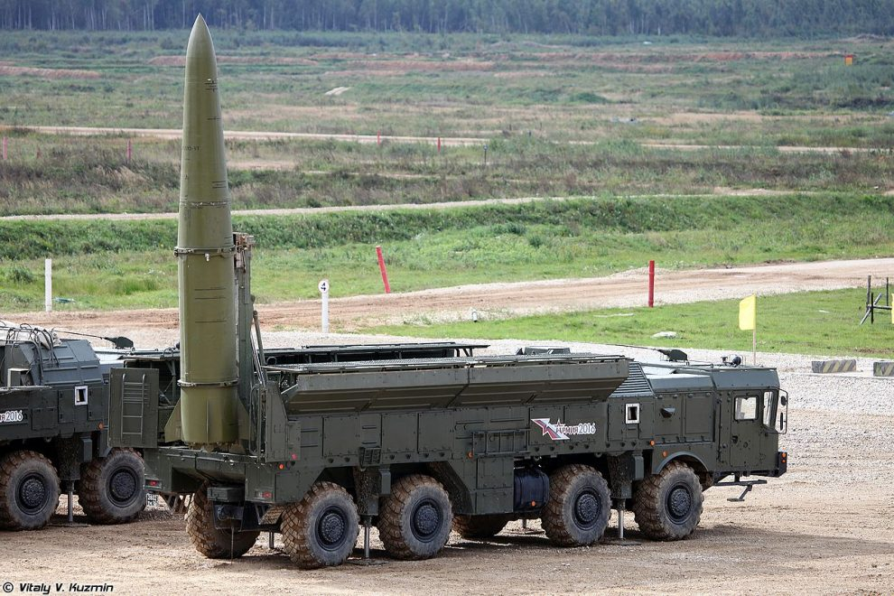 Russia threatens more Baltic missiles