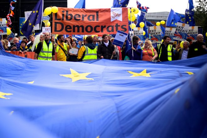 May urged to leave EU talks