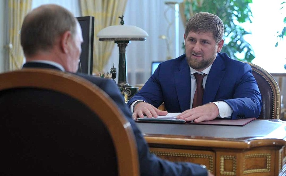 Kadyrov offers resignation