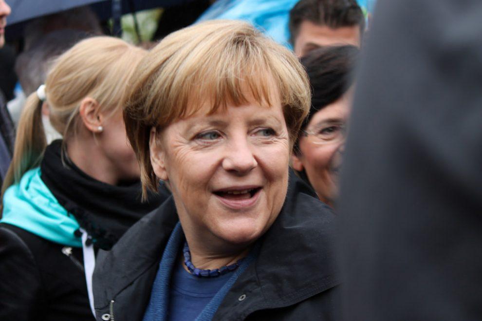 Derniers espoirs d'une coalition Jamaïque pour Merkel
