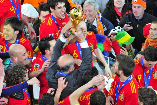 Spain threatened with World Cup exclusion