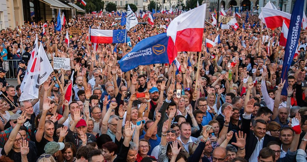 Top Polish judge slams PiS 'coup'