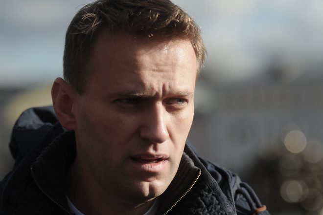Navalny launches presidential bid