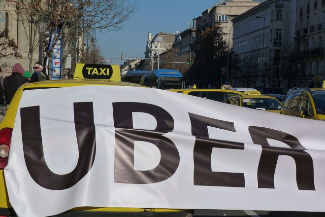 EU defines Uber as taxi firm