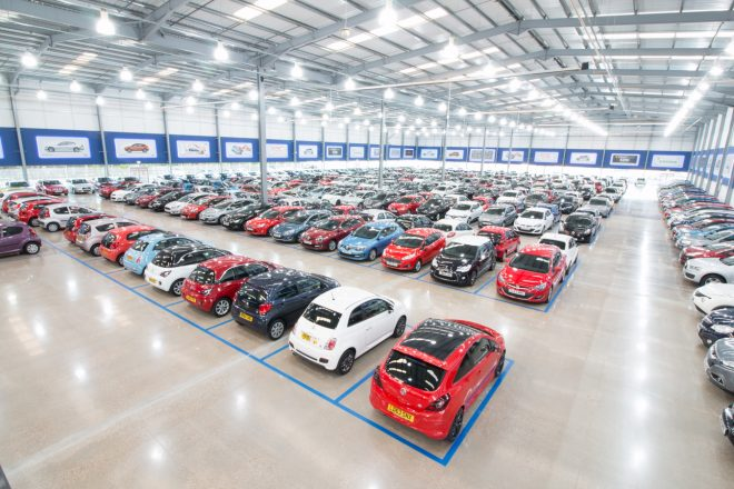 UK car sales see first fall since 2011