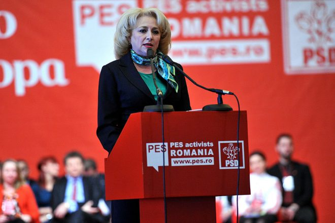 Romania MPs select new PM
