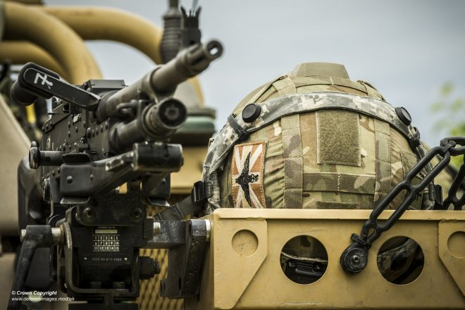 France, UK vie for arms deal: claim