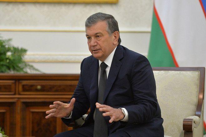 Uzbek security chief sacked
