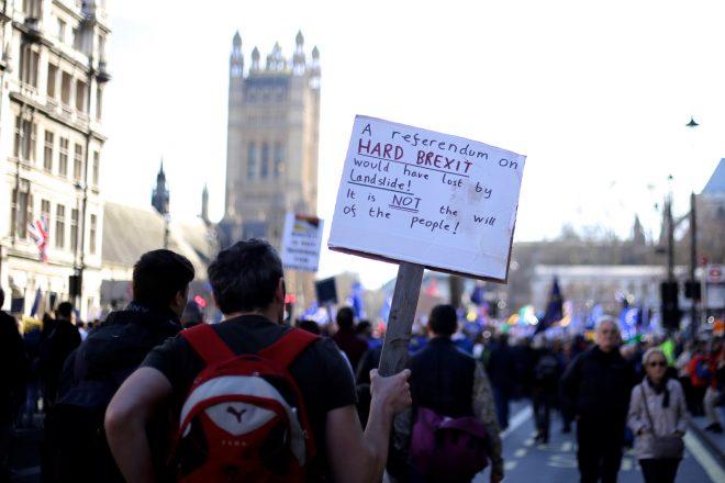 Lords insist on customs union membership