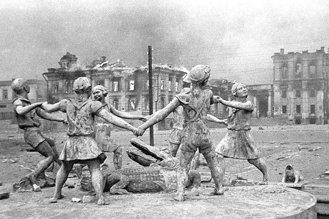Putin marks 75th Stalingrad anniversary