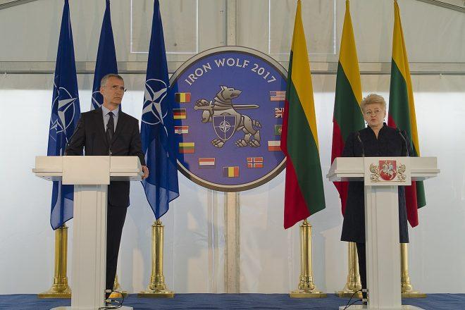 La Lituanie fête le centième anniversaire de son indépendance