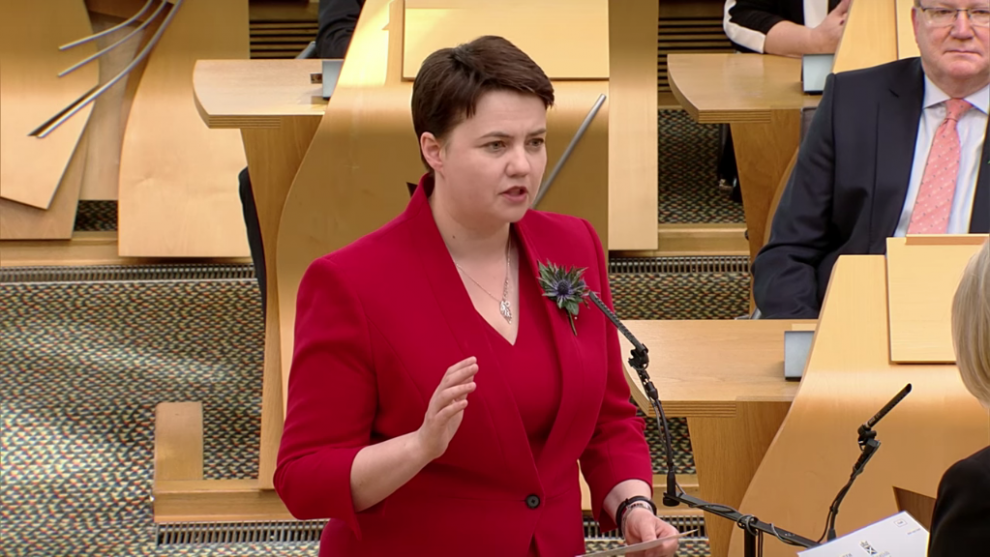 Davidson denies PM ambitions