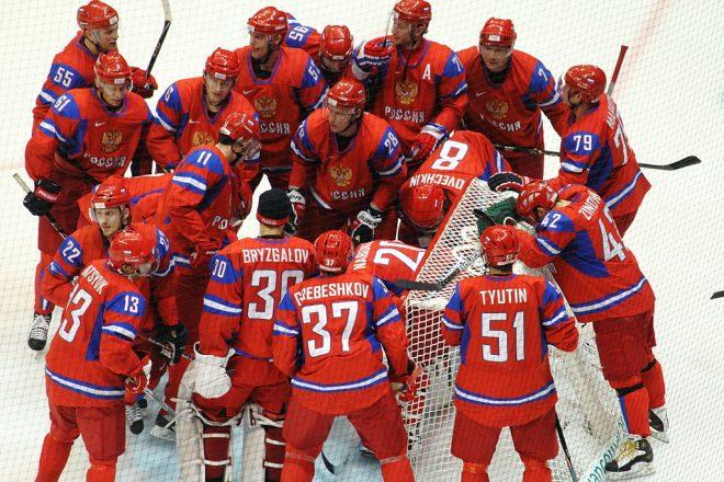 Les Russes sont champions olympiques de hockey