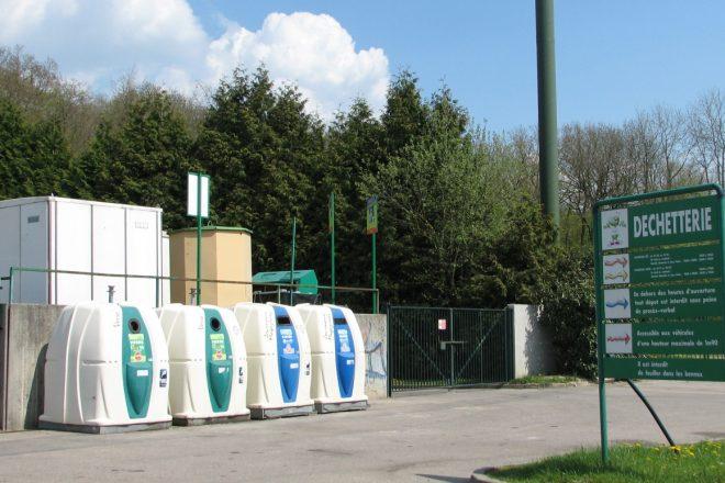 Quand les Suisses vident leurs poubelles en France