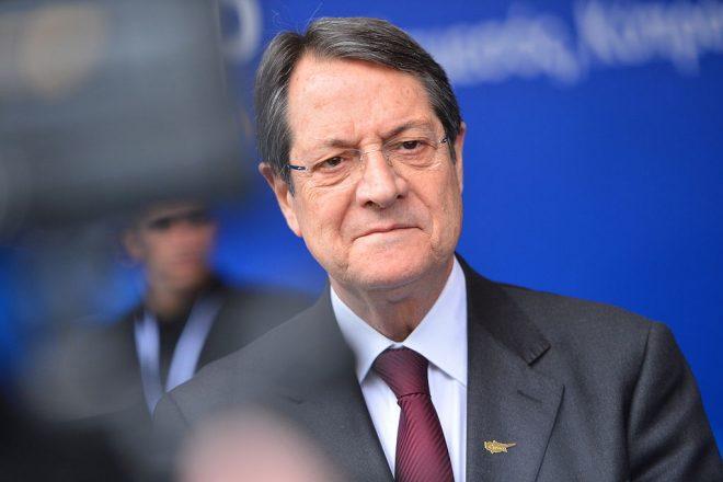 Turkey blocks Cyprus peace: Anastasiades
