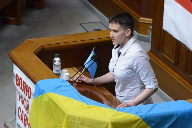 War hero turns coup villain in Kiev