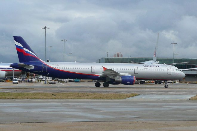 Russia fumes at UK Aeroflot search