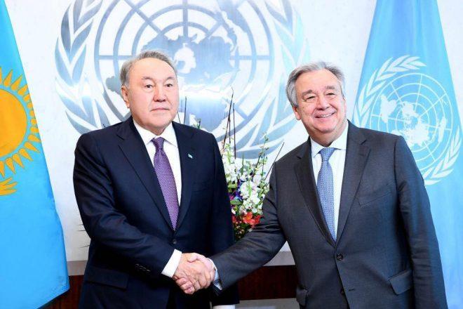 À l'ONU, le Kazakhstan prône le dialogue