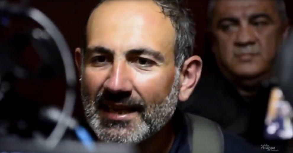Armenia protest chief eyes PM job