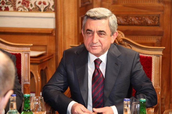 Le Premier ministre arménien poussé à la démission