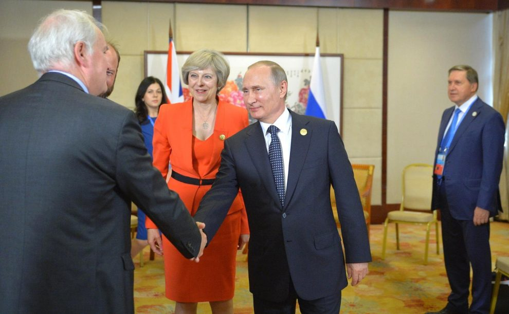 Affaire Skripal : la Grande-Bretagne expulse des diplomates russes