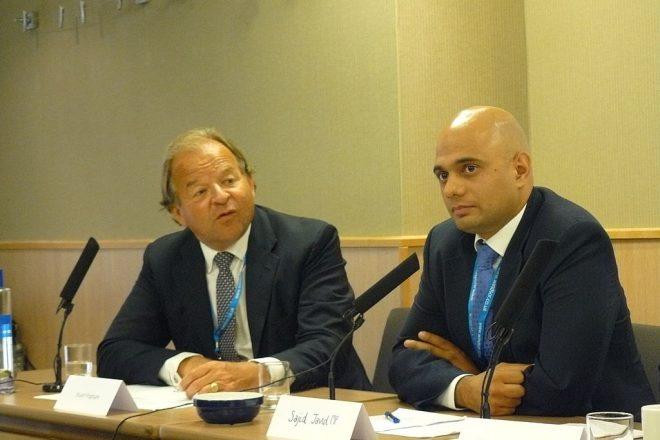 Sajid Javid devient ministre britannique de l'Intérieur