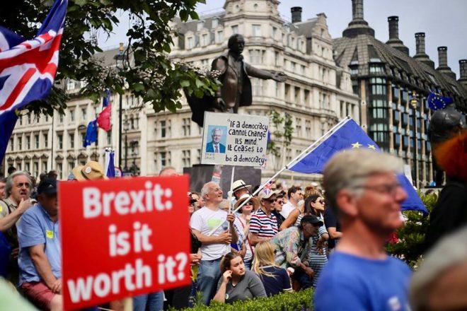 EU braced for no-deal Brexit
