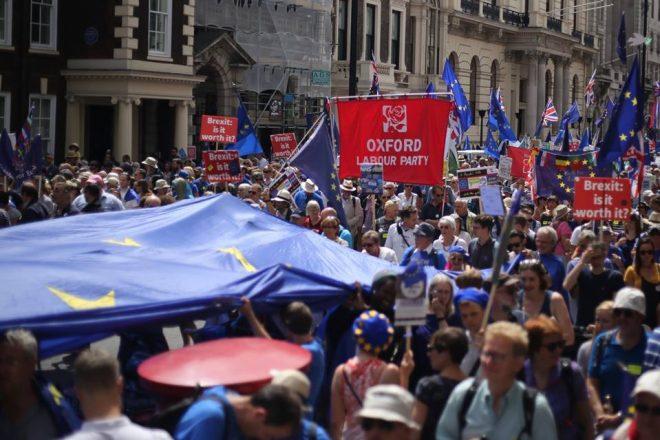 Corbyn appears to U-turn on People's Vote