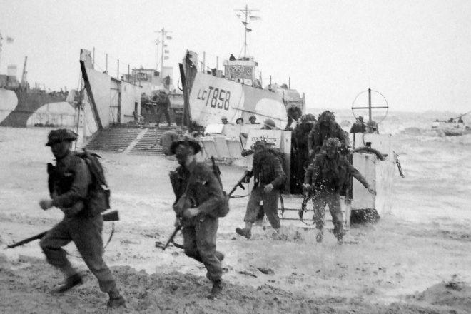 Le 6 juin 1944 tombe dans l'oubli