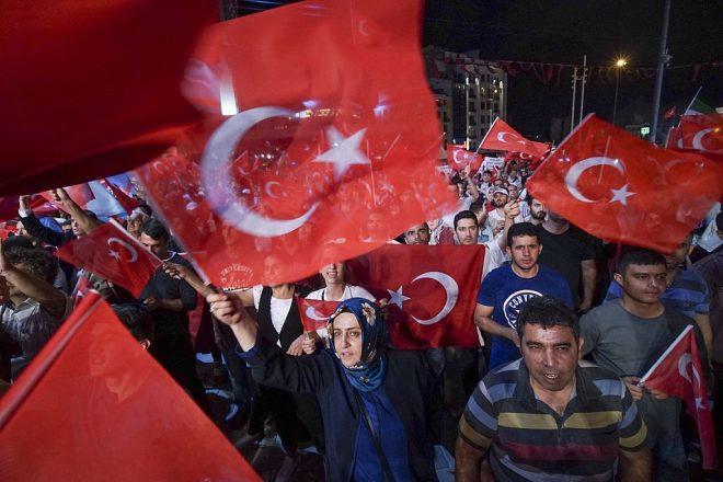 Monitors condemn Turkish election