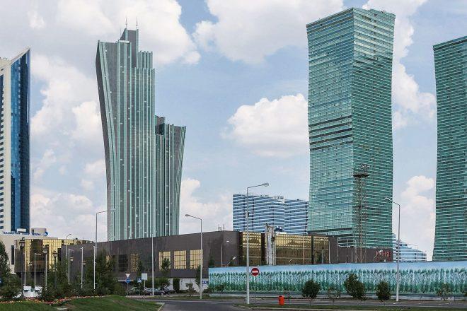 Le Kazakhstan veut entrer dans la cour des grands