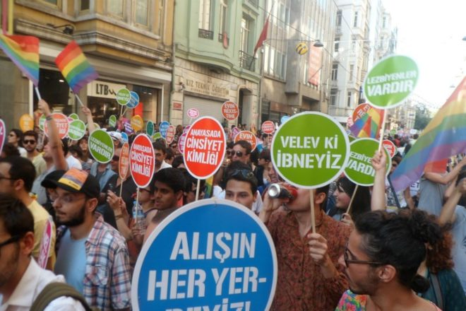 Istanbul pride rally in doubt