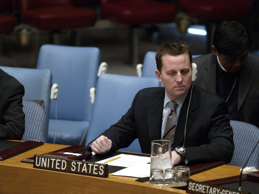 Calls for US envoy expulsion