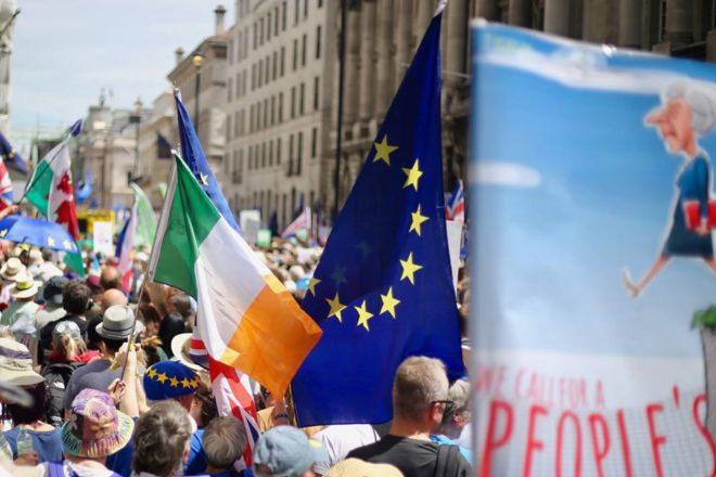 EU looks to technology on Irish border