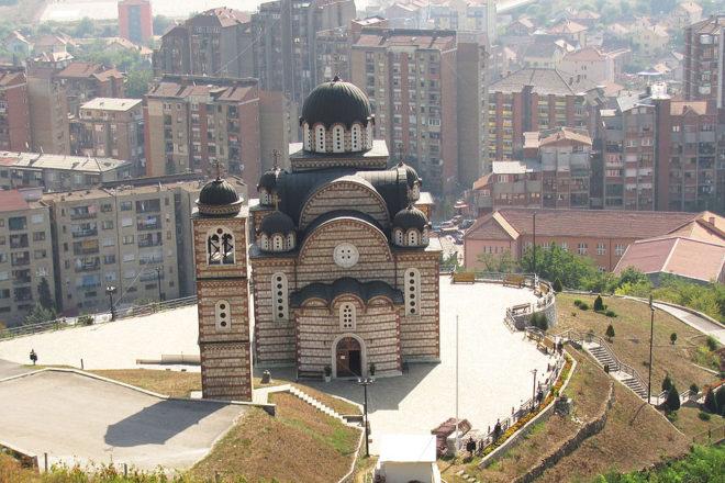 Serb president proposes Kosovo land swap