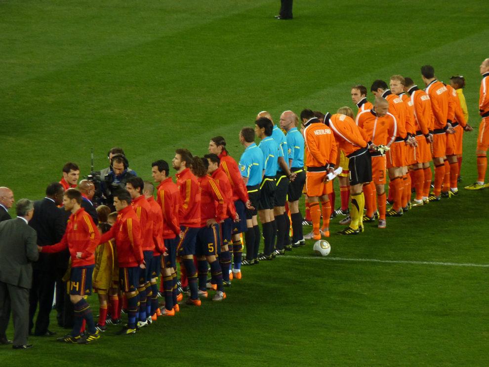 Mondial de football : les grandes équipes européennes au tapis