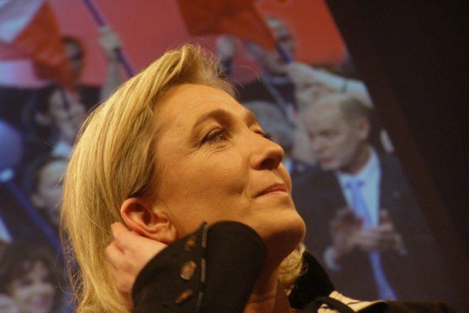Funding crisis 'killing' party: Le Pen