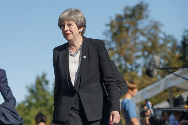 Brexit : Theresa May reprend la main
