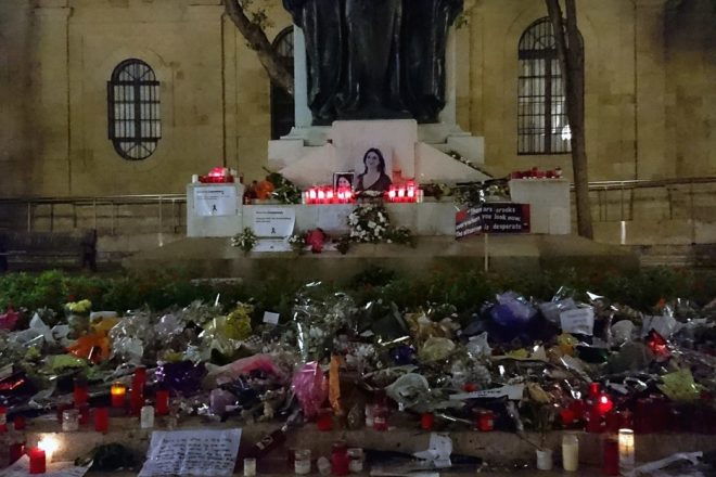 Malta called to probe journalist murder