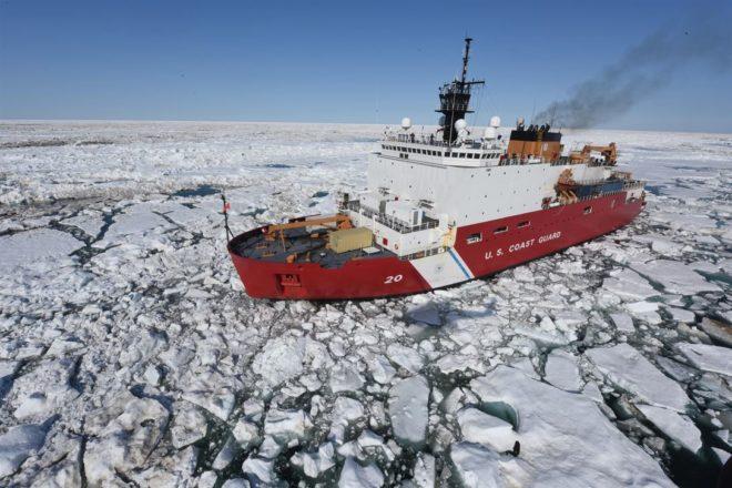 US to challenge Russia's Arctic grip