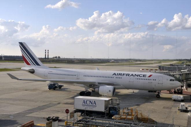 Air France se paye Benjamin Smith