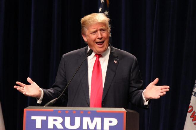 La Chine encore ciblée par Donald Trump