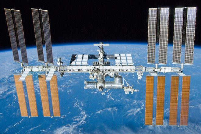 Russia claims space station sabotage
