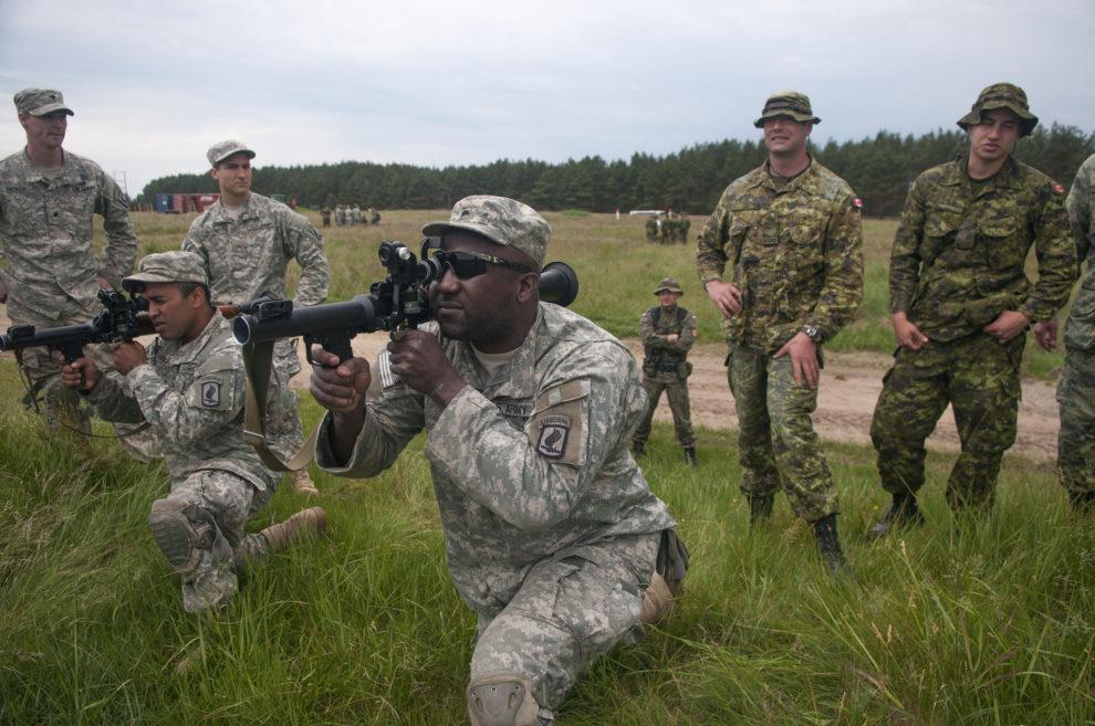 US mulls 'Fort Trump' in Poland