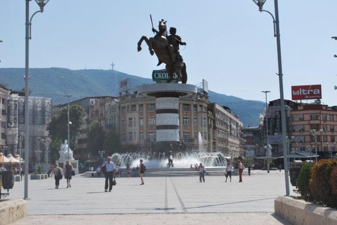 La Russie fait-elle sa salade en Macédoine ?