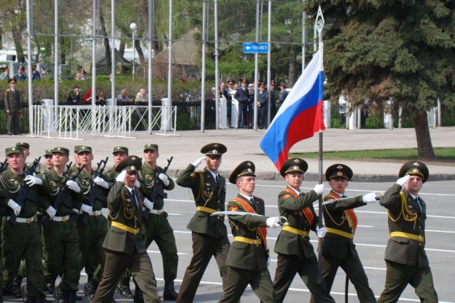 La Russie et la Chine bandent leurs muscles en Extrême-Orient